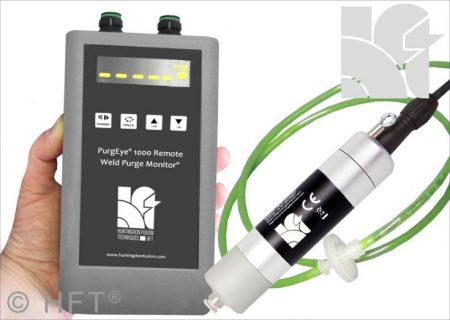 PurgEye 1000 Remote Weld Purge Monitor with Sensor head