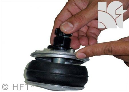Justram Aluminum Plug
