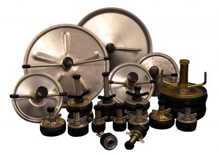Steel Plug range