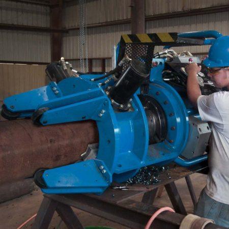 Pipe Fabrication Machinery PFM614