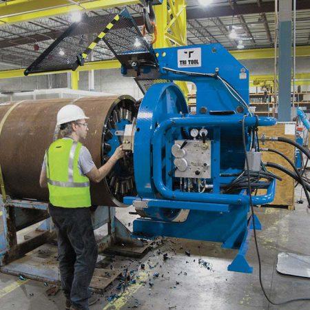 Pipe Fabrication Machinery PFM3248