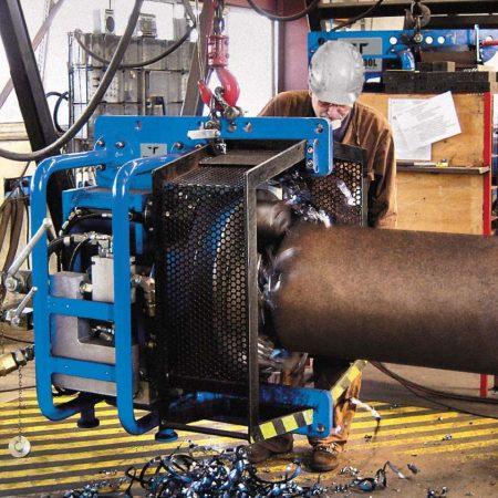 Pipe Fabrication Machinery PFM816