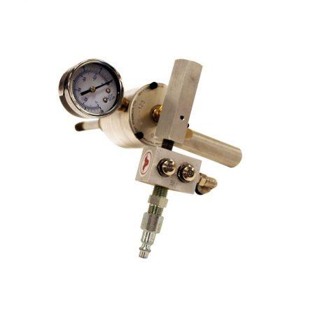 G650 Tube to TubeSheet Leak Testing gun
