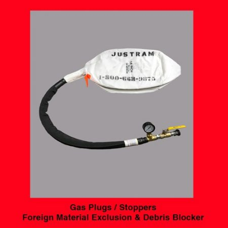 Inflatable Pipe Plug