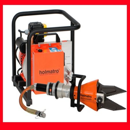 Industrial Mobile Cutter - Demolitoin and Recycling