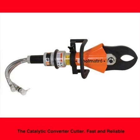 Cat Cutter from Holmatro by Justram