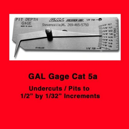 CAT5a GAL Gage