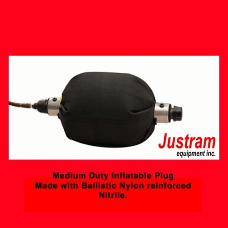 Medium Duty Inflatable Bladder, MultiFlex, Justram Canada
