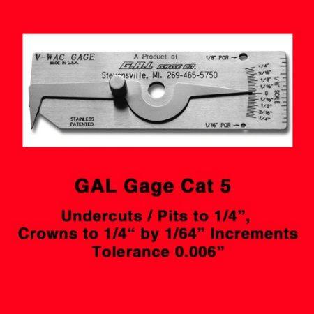 V-WAC Gage Gal Gage