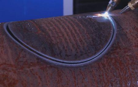 Watts Vessel Cutting machine - Justram Authorized dealer
