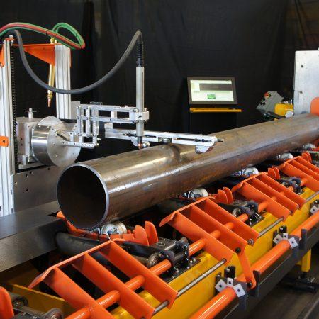 W-244 Watts Computer Controlled Pipe Cutting Machine