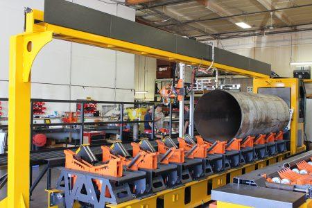 W-484 Pipe Cutting Machine