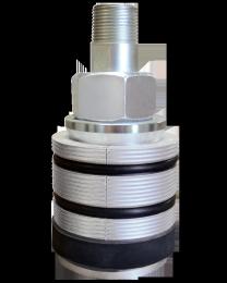 Thaxton Type D Medium Size Plug - Justram